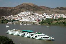 Las compañías pertenecientes a CLIA despliegan actualmente 184 barcos fluviales.