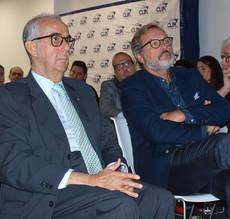 Emiliano González y Richard J. Vogel, en la jornada de CLIA España.