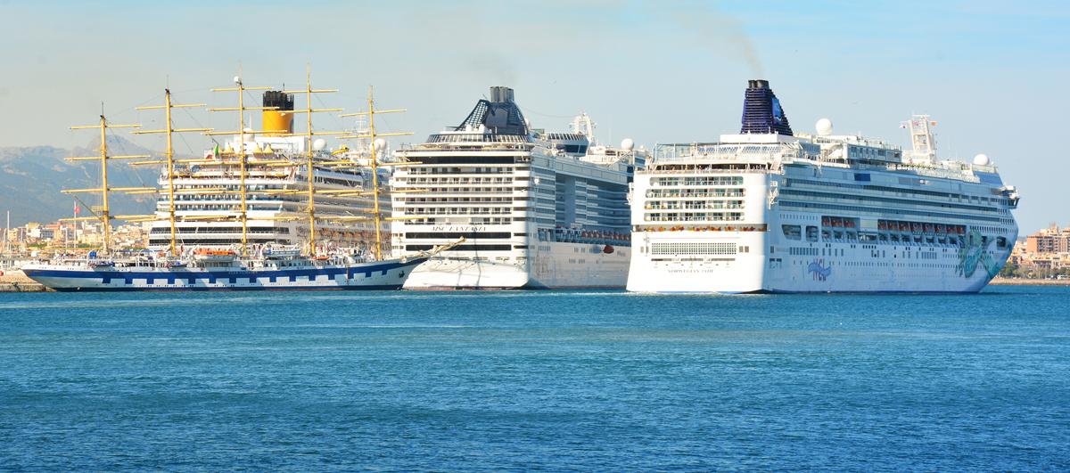 La aportación económica de los cruceros se dispara