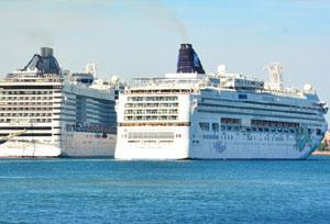 Las agencias de viajes españolas arrasan en la venta del producto crucero