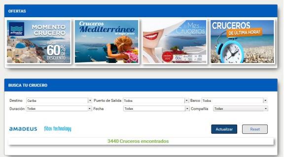 Avasa acerca Cruise Browser 4 Business a sus agencias