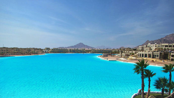 Primer proyecto de Crystal Lagoons en España
