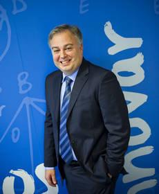 El director general de Amadeus España y Portugal, Fernando Cuesta.