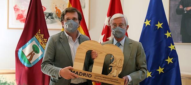 Madrid, Capital Iberoamericana de la Cultura Gastronómica, albergará CulTourFair