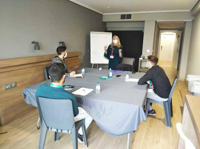 La UIMP imparte cursos en el hotel Alda Sada Marina