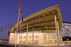 El Palacio de Congresos de Valencia. (Foto: Agencia Valenciana del Turismo)