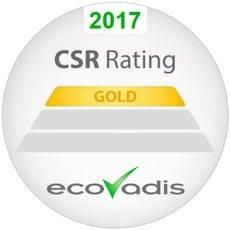 CWT es reconocida en materia de RSC según EcoVadis
