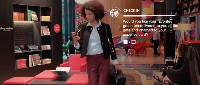 La tecnología y la personalización van de la mano en los viajes de negocios.