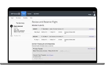 La oferta de RoomIt by CWT se integra en Concur Travel