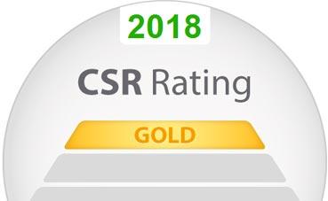 CWT consigue el Oro de EcoVadis por sus prácticas de RSC