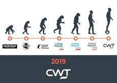 La evolución de la compañía.