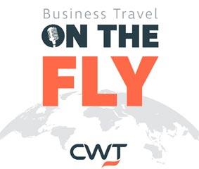 CWT lanza un nuevo 'podcast' mensual dirigido a los viajeros de negocios