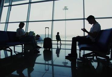 ¿Aeropuertos y estaciones de metro y tren seguros?