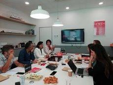 Paz Martos presenta los principales resultados del estudio en la región EMEA.
