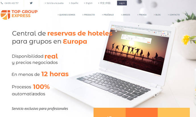 Top Group Express sella una alianza con el grupo Cybas