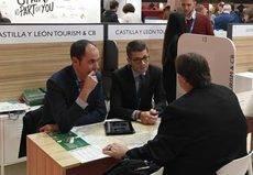 Castilla y León llega a Barcelona con su apuesta MICE