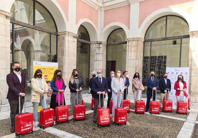 El Convention Bureau de Burgos, en 'MICE JCYL'