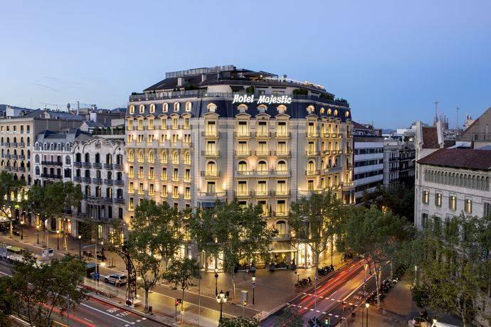 Majestic Hotel & Spa Barcelona reabre sus puertas