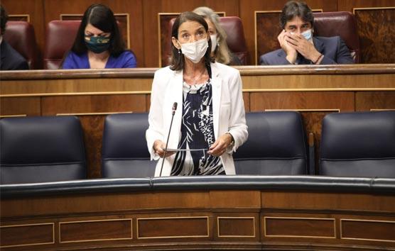 Maroto: 'Queremos posicionar la marca España como prescriptor de seguridad'