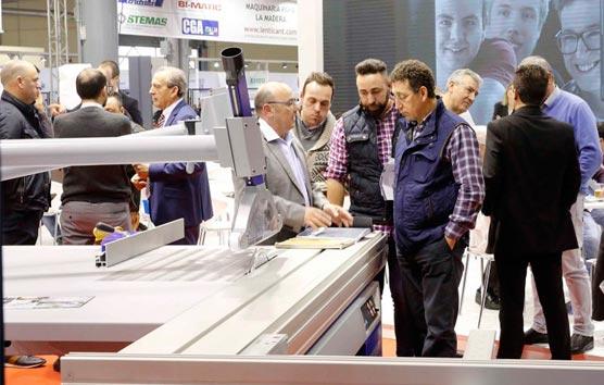 La industria ferial española incrementa su actividad, expositores y visitantes en 2017