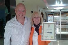 Hoteles Servigroup premiada por sus servicios