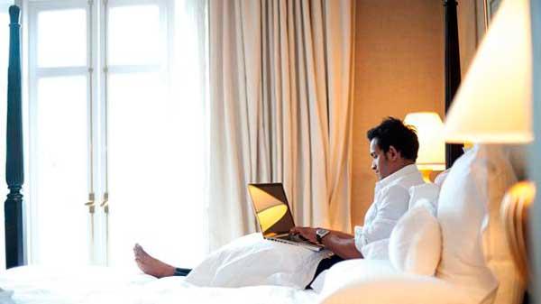 La plataforma Dayuse busca hoteles oficina