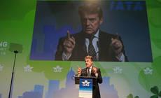 El director de IATA, Alexandre de Juniac.
