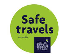 El sello 'Global Safety Stap'.