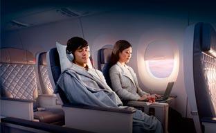 Nueva experiencia Premium de Delta estará en 2017