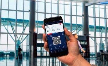 Delta Air Lines incluye el 'check-in' en su aplicación