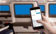 Delta ofrece en sus vuelos mensajería de forma gratuita