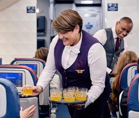 Delta mejorará la experiencia a bordo de sus pasajeros