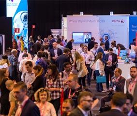 Más de 20.000 personas en el Digital Enterprise Show 2018