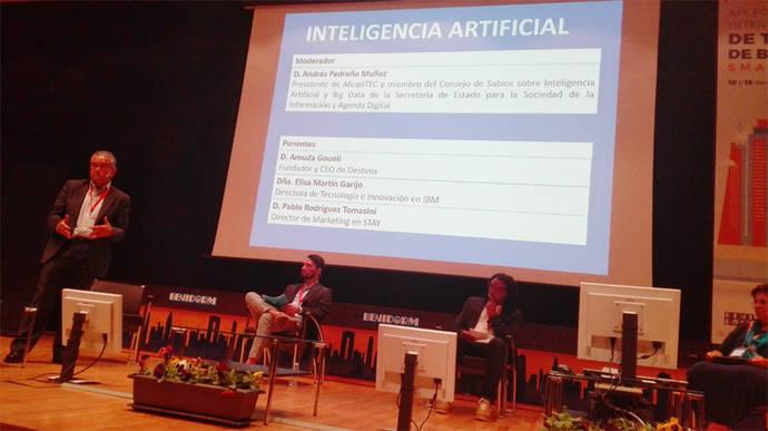 La inteligencia artificial 'cambiará la forma de buscar'