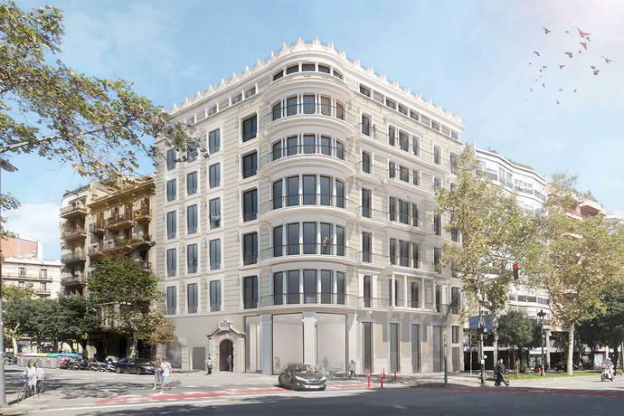 Inbisa inicia las obras del próximo Hotel Diagonal 414