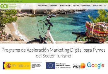 Turismo lanza un programa de digitalización