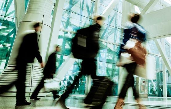 Aumenta el peso del gasto hotelero en las empresas, con el aéreo en primer lugar