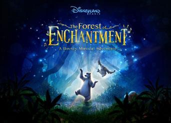 Disneyland Paris estrena un nuevo espectáculo