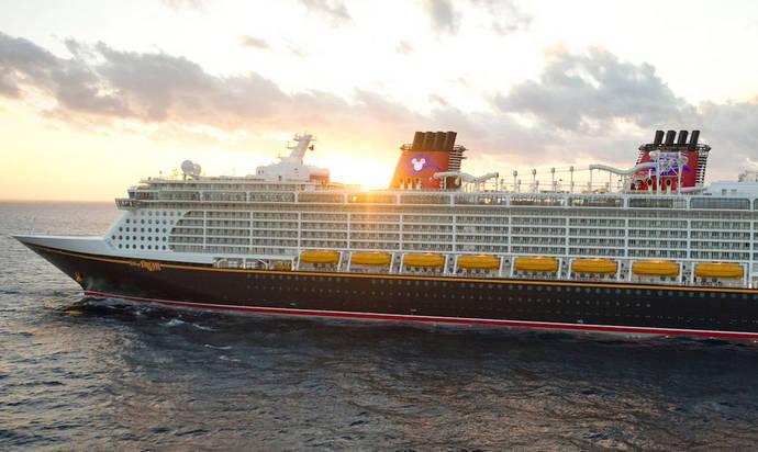 Las agencias pueden reservar 'online' cruceros de Disney