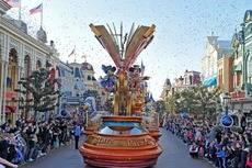 Nueva cabalgata Disney Stars on Parade.