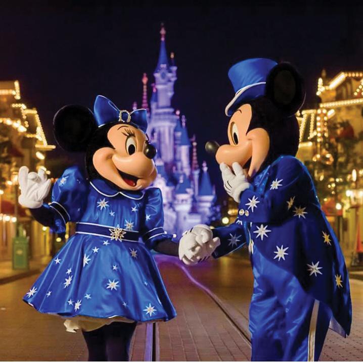 La directora general de Disneyland Paris para el sur de Europa, Laure Glatron.