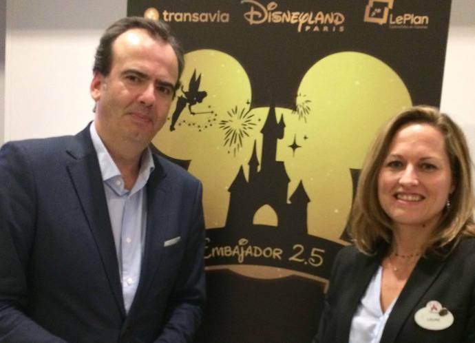 Acción formativa de Disneyland para 3.000 agentes