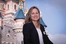 La directora general de Disneyland Paris para España y Portugal, Laure Glatron.