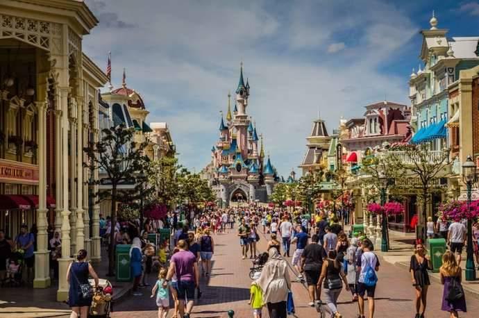 Disneyland Paris lanza la plataforma Disney Stars App