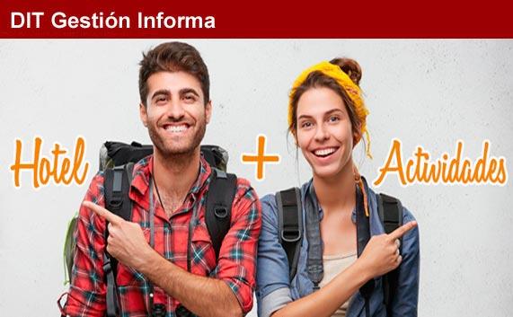 Hotel + Actividades para las agencias de viajes