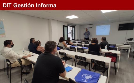 DIT Gestión forma a sus nuevas agencias en Madrid y Sevilla