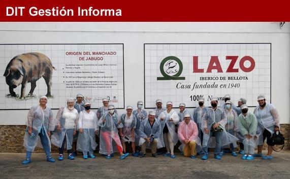 Éxito del Formatrip de DIT realizado en Huelva
