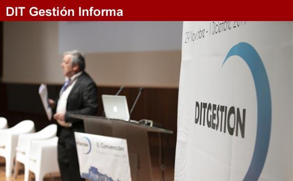 DIT Gestión invita a agencias externas a puertas abiertas