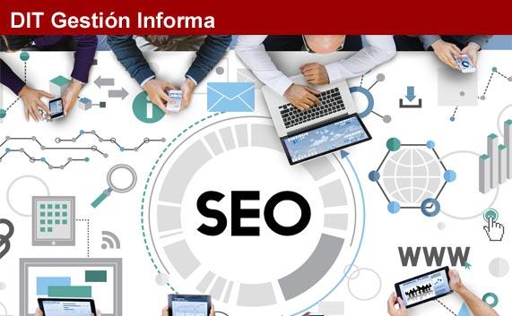 Nuevo servicio SEO para las web de agencias DIT
