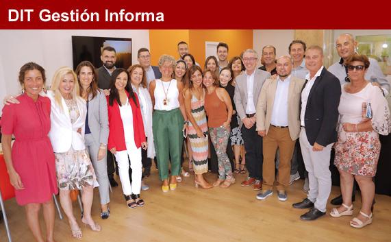 Apertura de una nueva oficina de Viajes La Molina